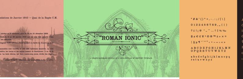 Roman Ionic