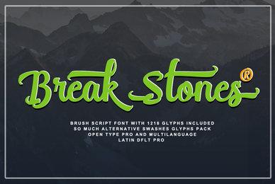 Break Stones