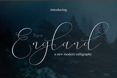 New England Script