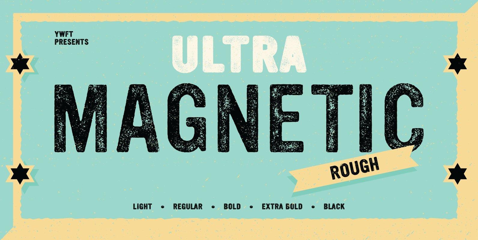 YWFT Ultramagnetic Rough