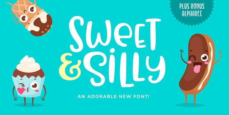 Sweet   Silly