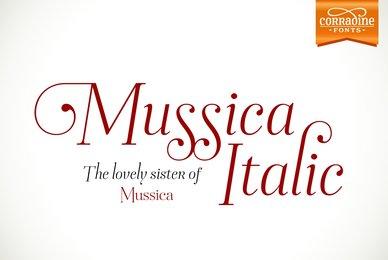 Mussica Italic