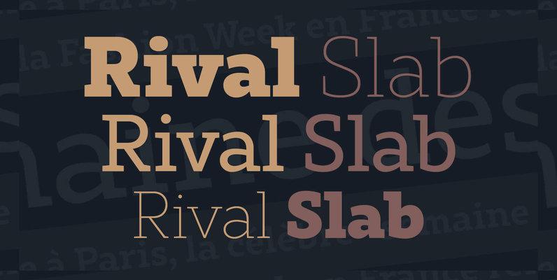 Rival Slab