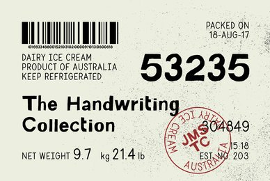 The Handwriting Collection