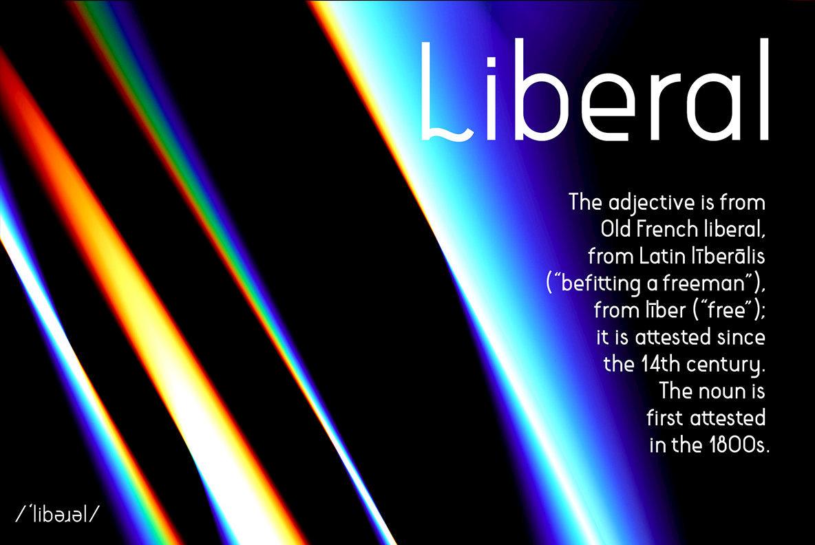 Liberal Condensed
