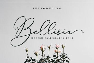 Bellisia Script