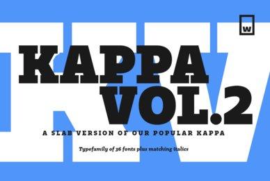 Kappa Vol 2