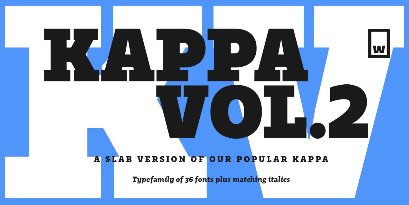 Kappa Vol.2