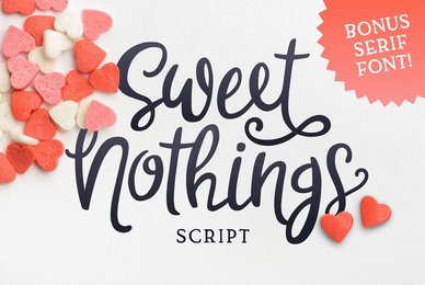 Sweet Nothings Script