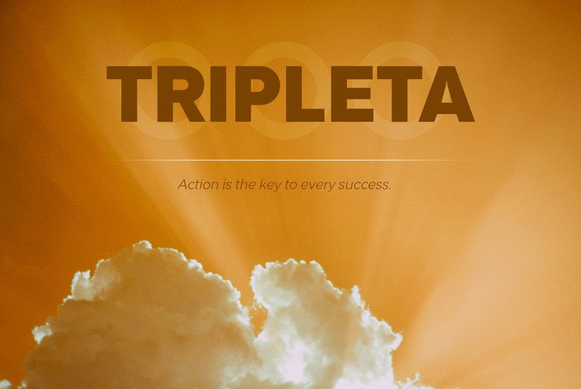 Tripleta Grotesk