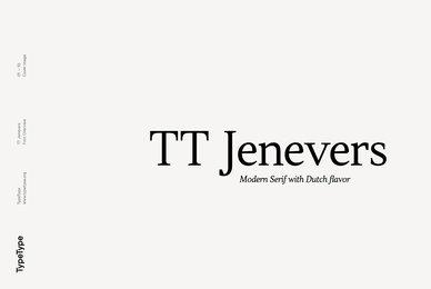 TT Jenevers