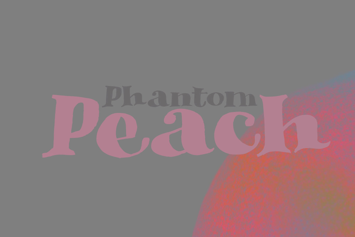 Phantom Peach