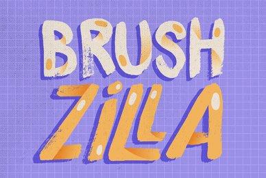 Brushzilla