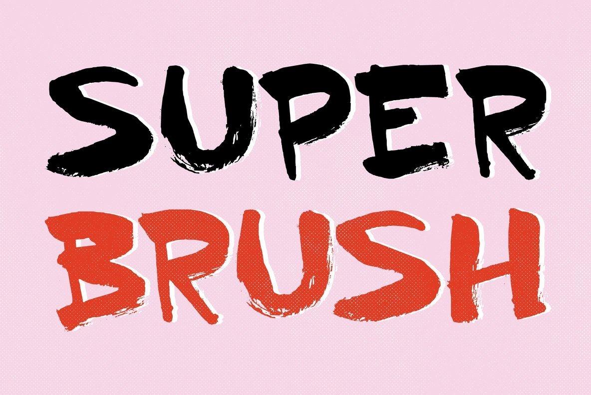 Superbrush