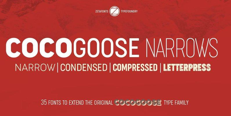 Cocogoose Narrows