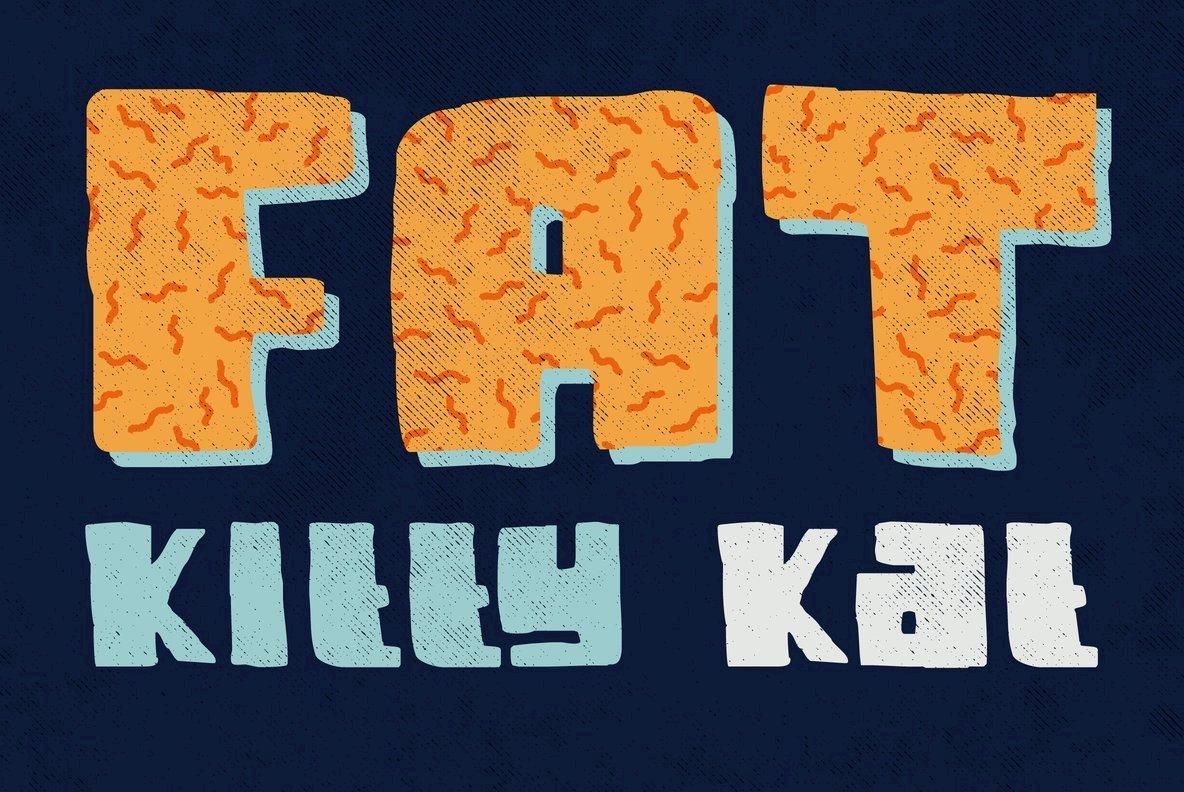 Fat Kitty Kat