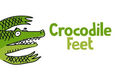 Crocodile Feet