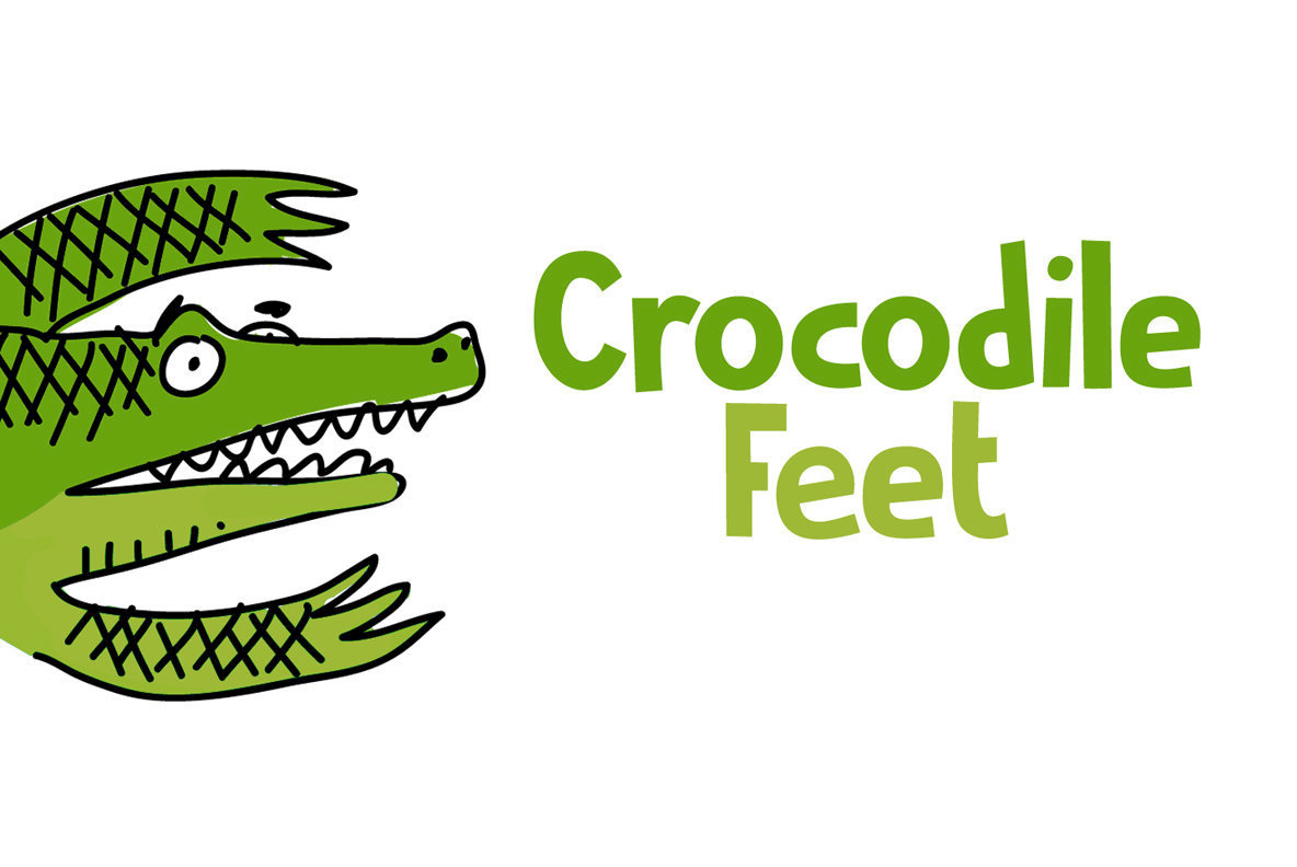 Crocodile Feet