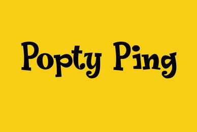 Popty Ping
