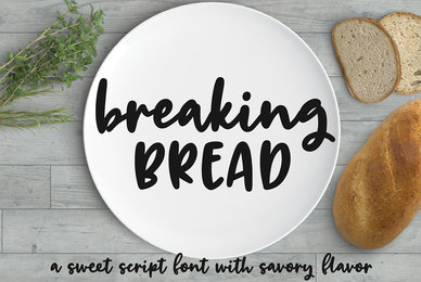 Breaking Bread