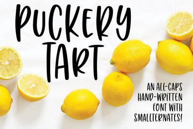Puckery Tart