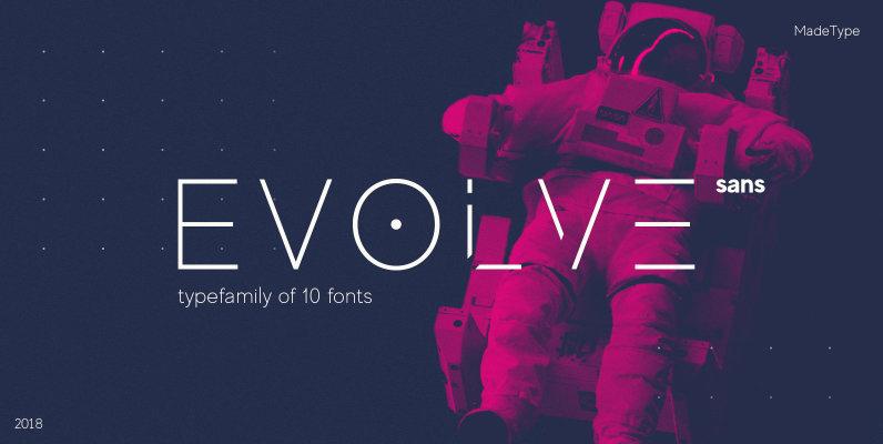 MADE Evolve Sans