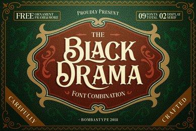 Black Drama