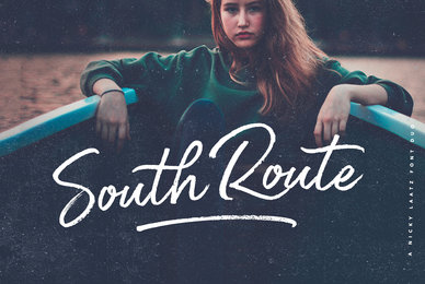 South Route Font Duo