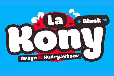 La Kony Black