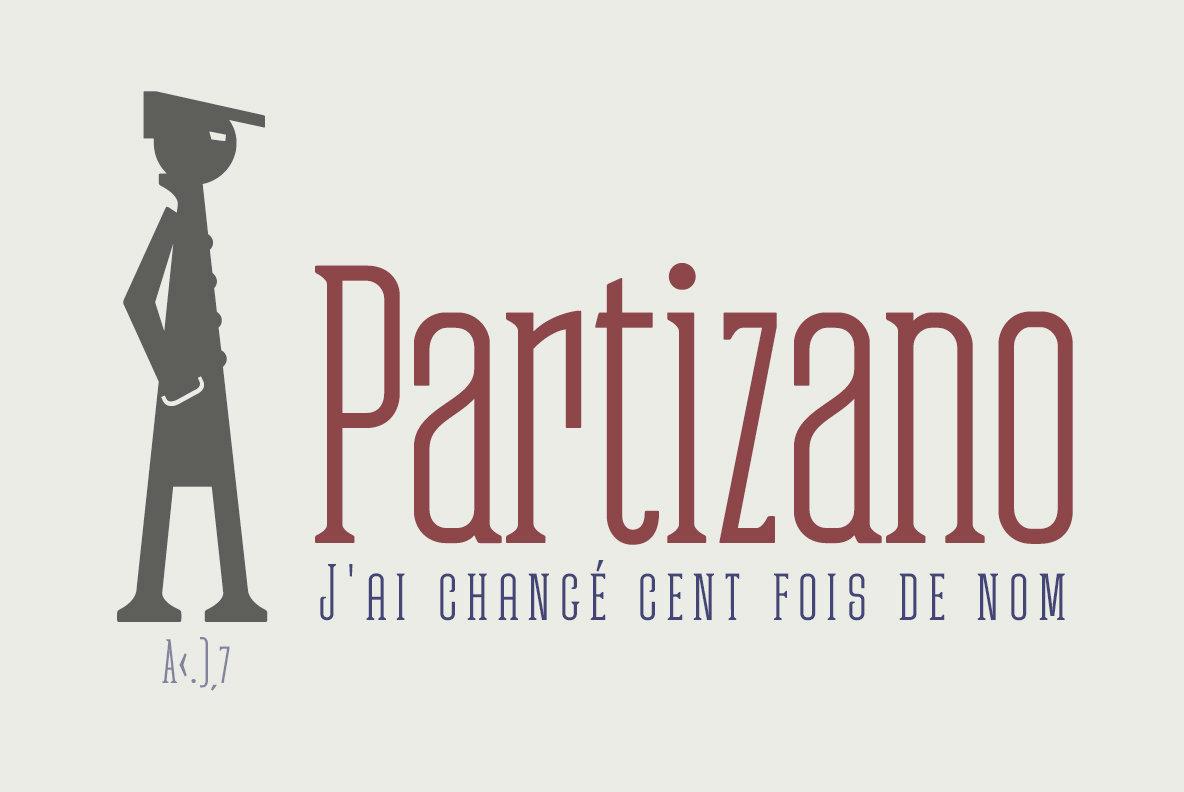 Partizano Serif