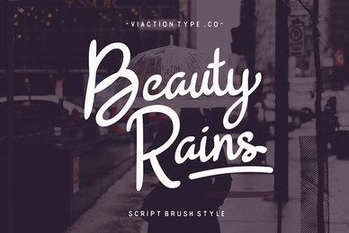Beauty Rains