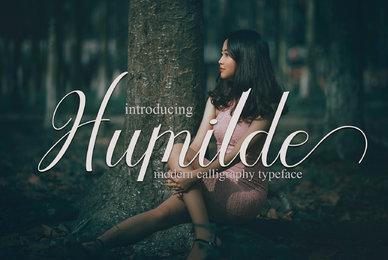 Humilde Script