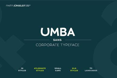 Umba Sans