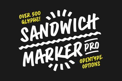 Sandwich Marker Pro