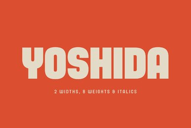Yoshida Sans