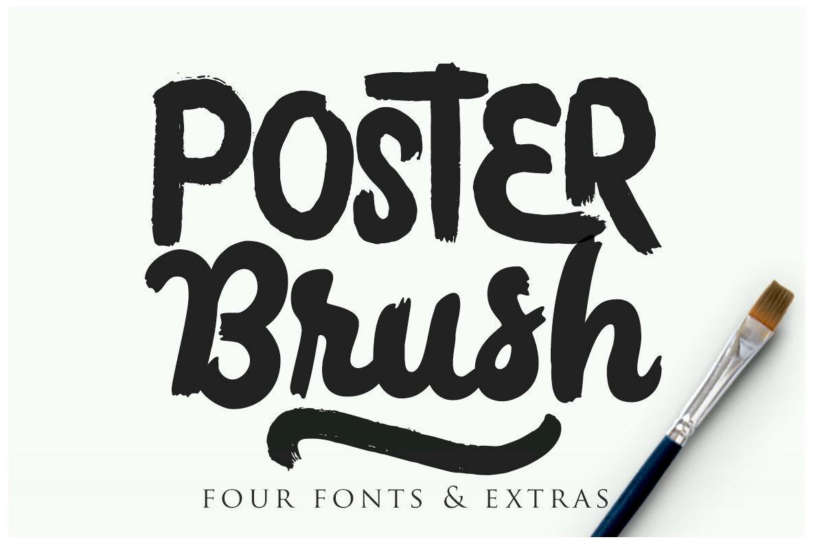 Poster Brush