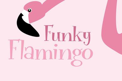 Funky Flamingo