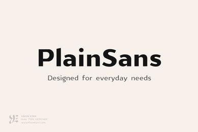 YE PlainSans