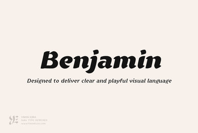YE Benjamin