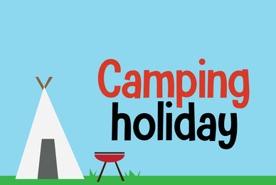 Camping Holiday