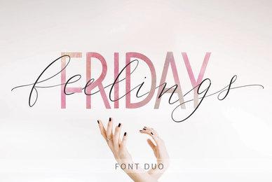 Friday Feelings