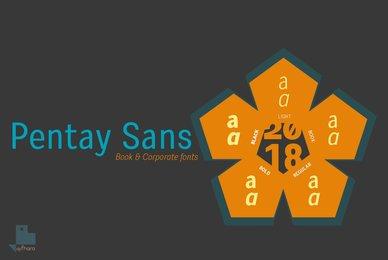 Pentay Sans