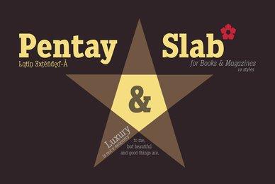 Pentay Slab