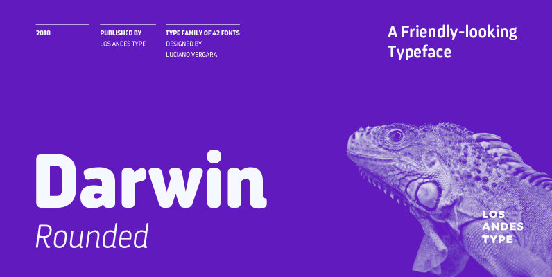Darwin Rounded