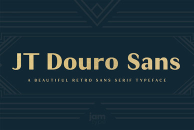 JT Douro Sans