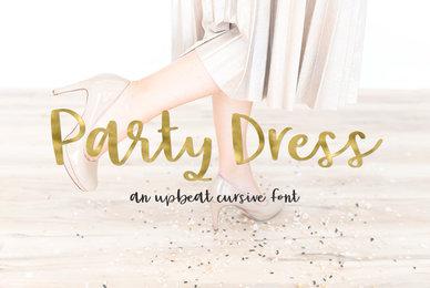 Party Dress Script