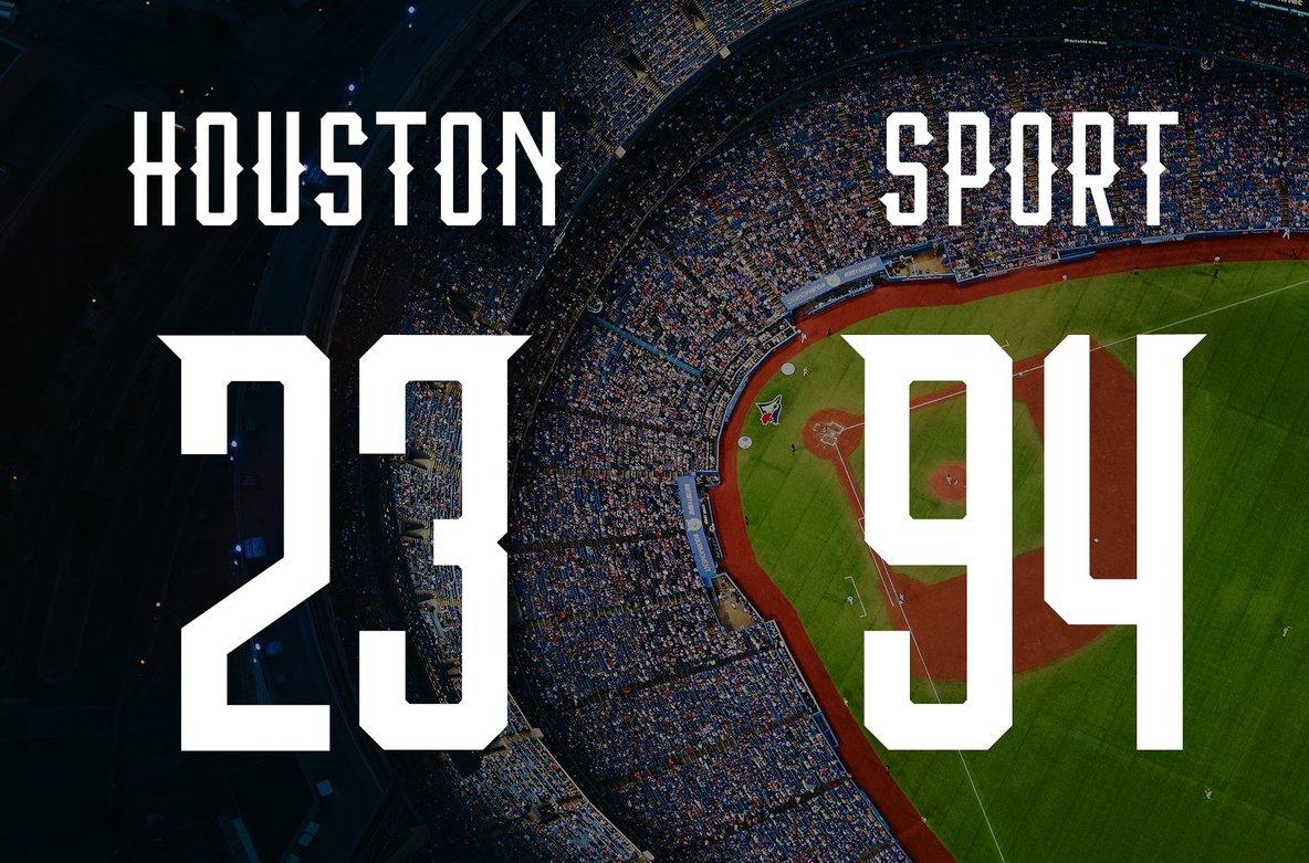 Houston Sports