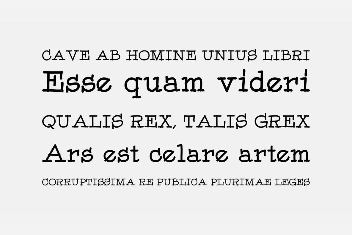 GG Serif