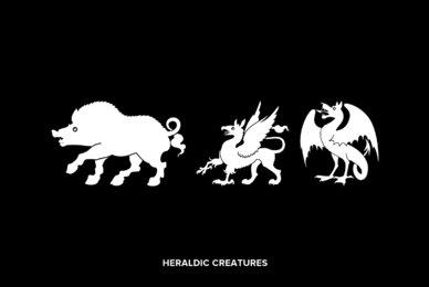 Heraldic Creatures