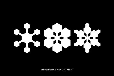 Snowflake Assortment